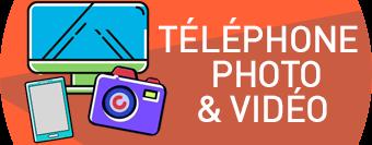 Téléphone, Photo & Vidéo