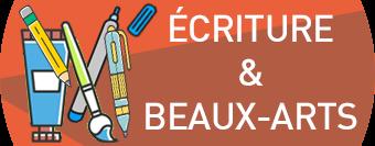 Écriture & Beaux-Arts